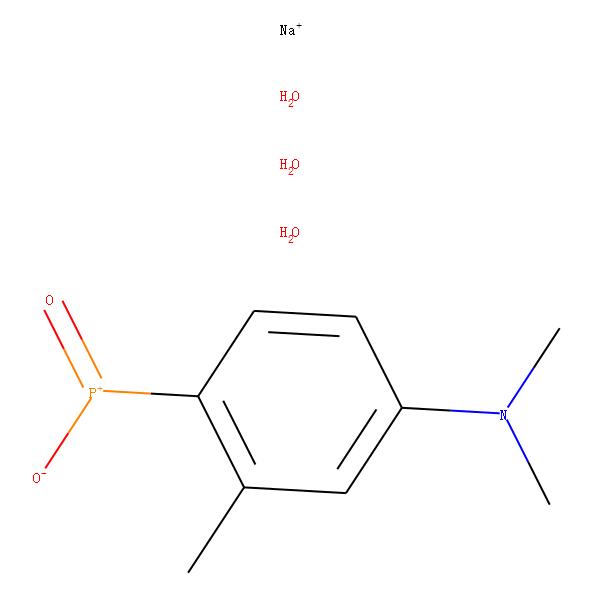 托定磷钠三水合物